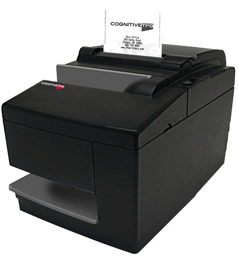 CognitiveTPG B780 Two-Color Hybrid Receipt and Validation Printer