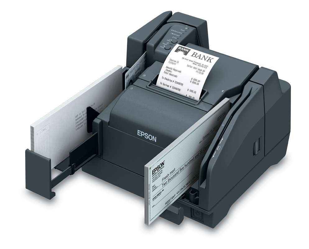 Epson TM-S9000 Multifunction Teller Device