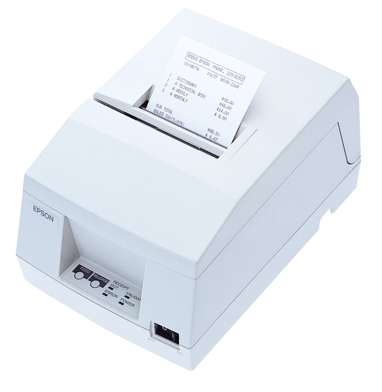 Epson TM-U325 Receipt and Validation Printer