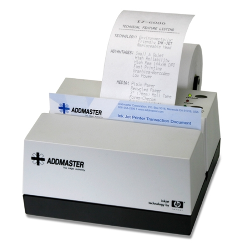 Addmaster IJ6080 Small Receipt and Validation Printer