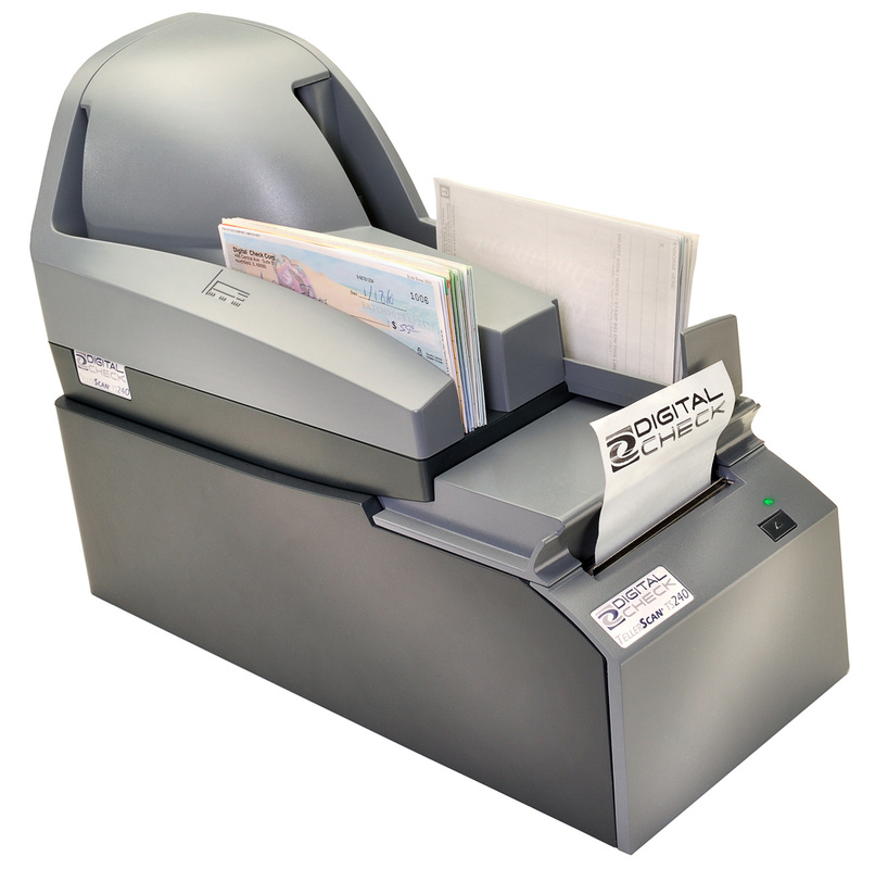 Digital Check TS240 TTP - Teller Transaction Printer